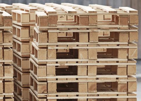 3 aplicações vantajosas do palete industrial