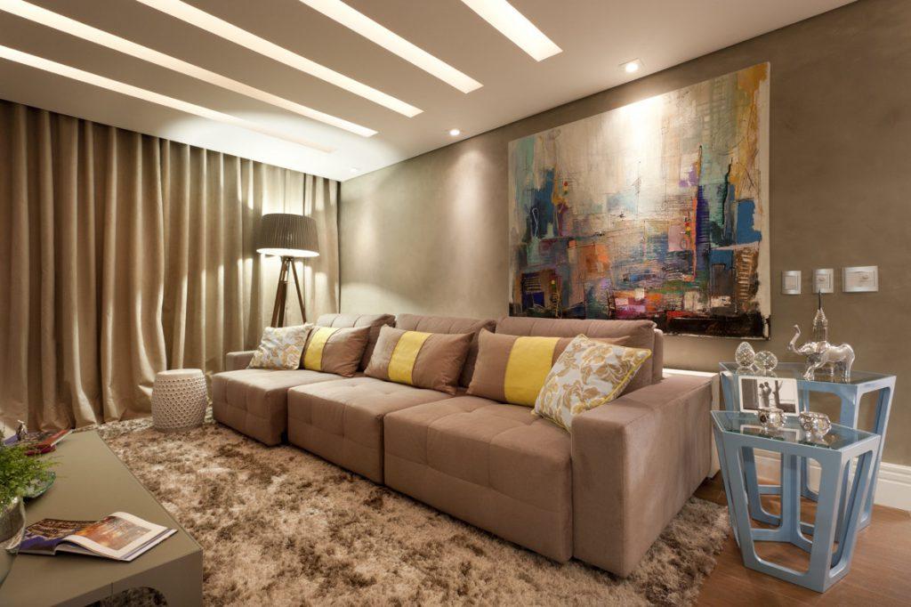 Iluminação doméstica precisa de harmonização com a decoração