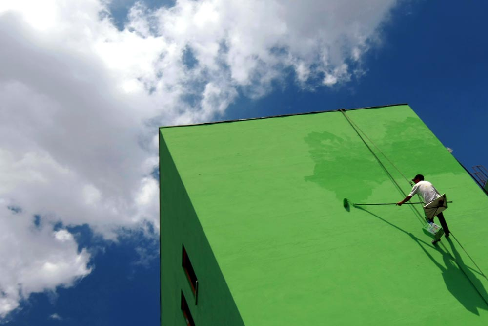 Como contratar uma empresa de pintura predial?