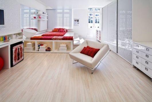 Vantagens e desvantagens do carpete de madeira
