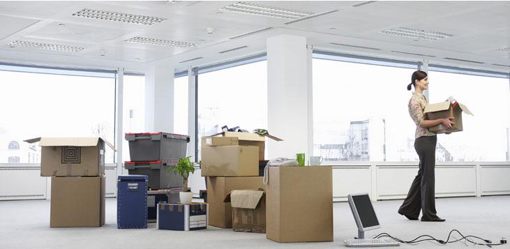 Como escolher uma empresa para mudança comercial?