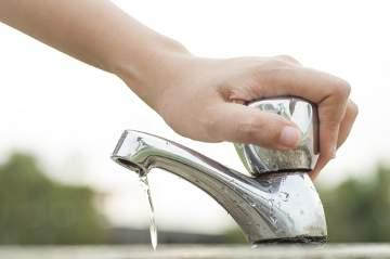 Promovendo economia de água em casa